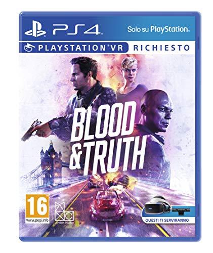Blood & Truth PS4 (gioco per PS VR)