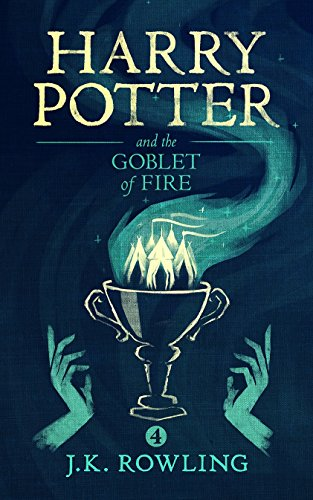 Harry Potter and the Goblet of Fire (English Edition) - Best Fire Kindle