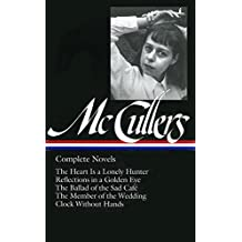 Carson McCullers: Complete Novels.