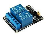 DaoRier SCM-Entwicklungsboard-Zubehör 12V Relaismodul Mit Optokopplerschutz , 1 Stück