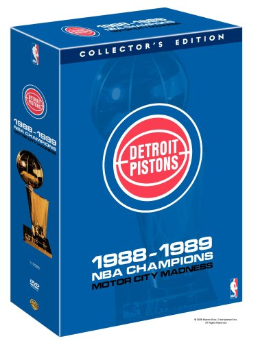 8-1989 NBA Champions - Motor City Madness [DVD] [Import] (Champion-motor)