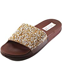 DARLING DEALS Women Fashion Slippers And Flip Flops Footwear By Stylish Chappal Flats
