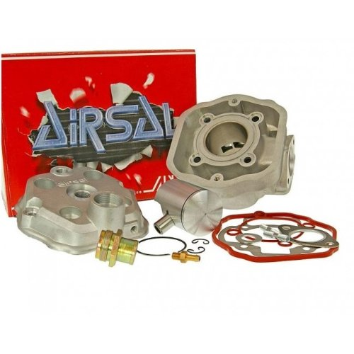 Zylinder Kit AIRSAL 50ccm M-Racing APRILIA SR50 R-Factory (2005-) (-Motor)