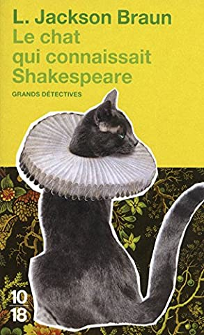 Le chat qui connaissait Shakespeare