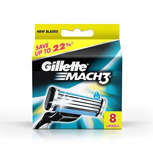 gillette-mach3-a-estrenar-cuchillas-cartuchos-100-originales-8-blades
