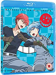 Assassination Classroom Season 2 Part 2 - Collectors (Blu-Ray)