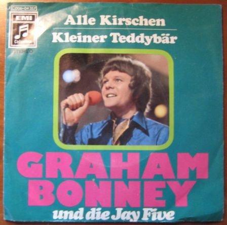 Alle Kirschen/Kleiner Teddybär (& die Jay Five) / Vinyl single [Vinyl-Single 7'']