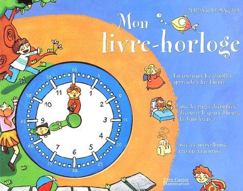 Mon livre-horloge