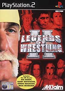 Legends of Wrestling II (PS2)