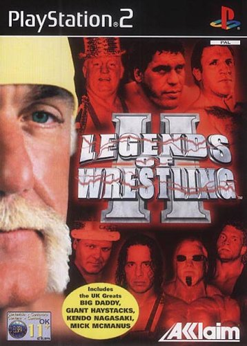 Legends of Wrestling II (PS2) [Importación Inglesa]