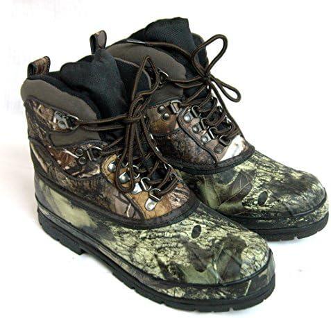 Bison camuflaje Muck botas de campo, multicolor
