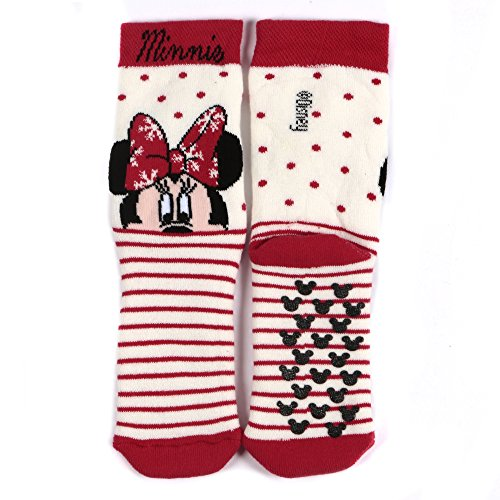 Disney Kids Minnie Mouse Slipper Socks