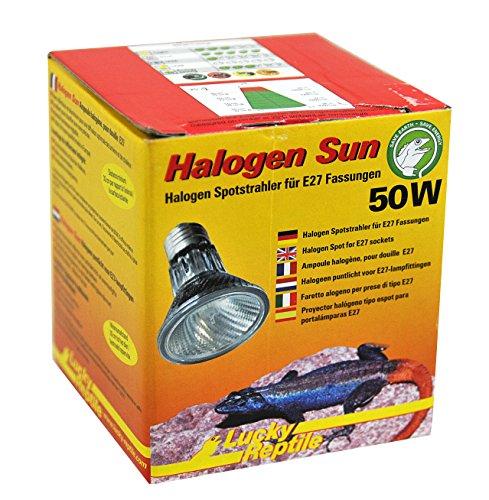 Halogen Spotstrahler/Wärmestrahler 50 Watt für E27 Fassung