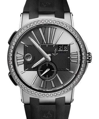 Ulysse Nardin Executive Dual Time 243-00B-3/421