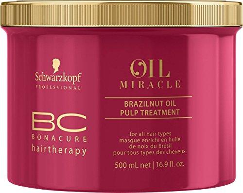 Bonacure Oil M Walnuss Brasilien tratamie, 1er Pack (1 x 500 ml)
