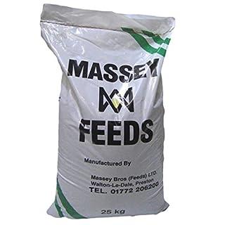 Massey Rabbit Pellets ACS 25Kg - Rabbit Feed
