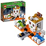 LEGO Minecraft 2 Minifigures and Killer Bunny Figure L'Arena del Teschio, Multicolore, 21145