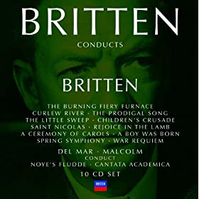 Britten: Hymn to St. Cecilia (1942), Op.27 - I Cannot Grow