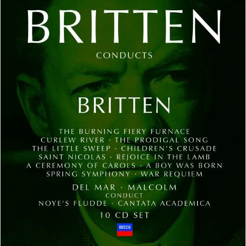 "Britten: Songs from ""Friday Afternoons"", Op.7 - I Mun Be Married On Sunday"