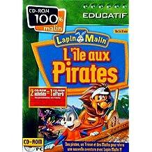 Lapin malin l'ile aux pirates.