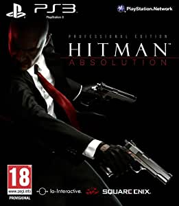 Hitman Absolution: Professional Edition (PS3) [UK Import