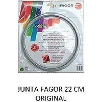 Fagor Junta De Silicona 998010020, 22 Cm, Para Ollas Rapidas