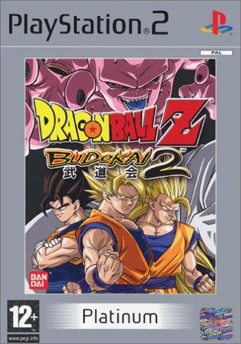 Book's Cover of Dragon Ball Z Budokai 2  Platinum