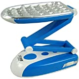 31 LED Folding Rechargeable Lamp Light F...