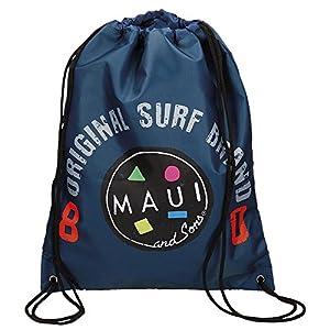 Maui and Sons Cali Mochila Tipo Casual, 44 cm, 0.77 litros