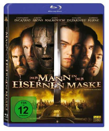 Bild von Der Mann in der eisernen Maske [Blu-ray]