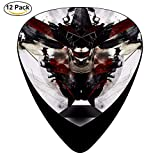 Blue Stahli Vs Korn Celluloid Electric Guitar Picks 12-pack Plectrums For Bass Music Tool