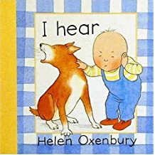 I Hear (Baby Beginner Board Books)