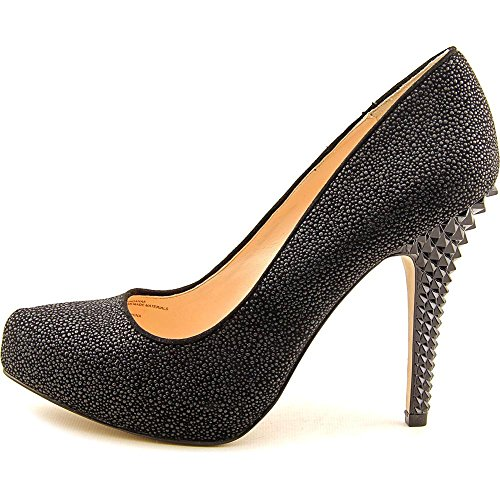 INC International Concepts Bindanaa Femmes Talons Compensés Black