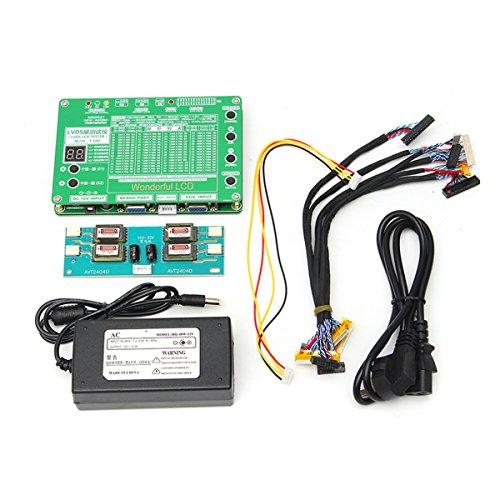 LVDS-Bildschirm-Tester für LCD- / LED-Panel-Tester, 14-84 Zoll Lvds Lcd-panels