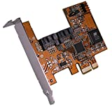 Cablematic PCI-Express-Adapter an SATA2 RAID Flex-ATX (2 INT)