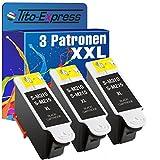 PlatinumSerie® 3x Patrone XL für Samsung INK-M210/INK-M215 Black CJX-1000 CJX-1050W CJX-2000FW