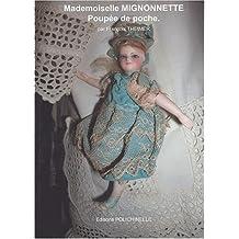 Mademoiselle Mignonnette, poupée de poche (livre)