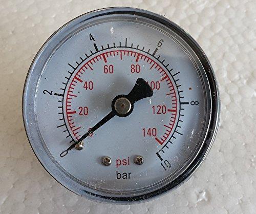 Hauswasserwerk megafixx S5-50ES 1100 Watt 50 Liter Edelstahl Druckkessel - 9