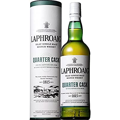 Laphroaig Whisky Quarter Cask 70cl