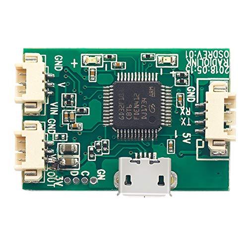 gfjfghfjfh Mini OSD-Modul Bilddaten f¨¹r Mini PIX/Pixhawk Flight Controller Board FPV RC Racing Drone -