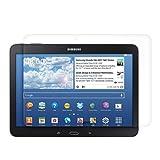kwmobile Samsung Galaxy Tab 4 10.1 T530 / T535 Pellicola Protettiva - Protezione Schermo per Display Tablet Samsung Galaxy Tab 4 10.1 T530 / T535 - Senza Bolle d'Aria