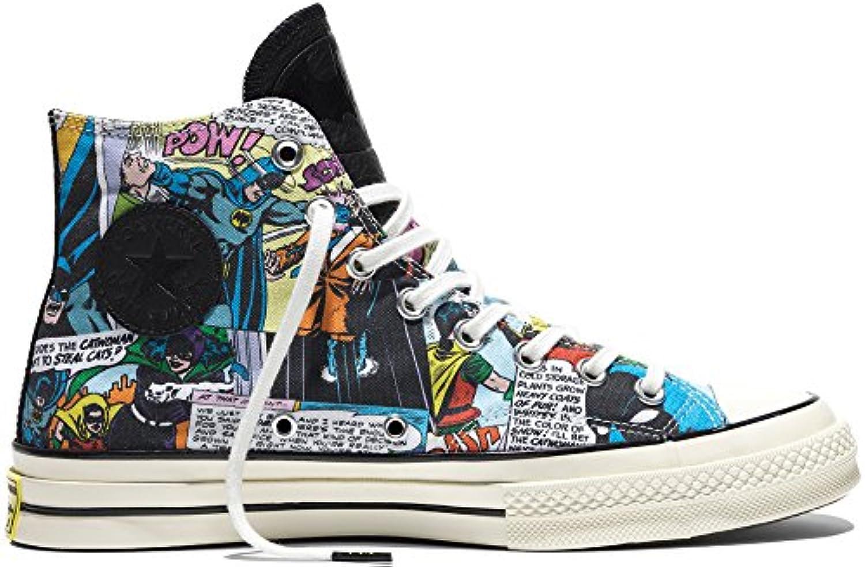 Converse Chuck Taylor All Star High '70 x DC Comics Batman Black Print Comics 155359C 'INKL. Gummi Sammleretikett