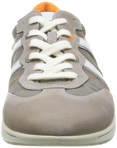 Ecco Jogga Herren Babys Gris - Stone/Warm Grey/White