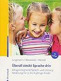 Überall steckt Sprache drin: Alltagsintegrierte Sprach- und Literacy-Förderung für 3- bis 6-jährige Kinder