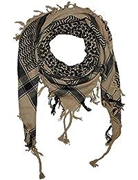 Superfreak® Palituch zweifarbig klassisch°PLO Schal°100x100 cm°Pali Palästinenser Arafat Tuch°100% Baumwolle – alle Farben!!!