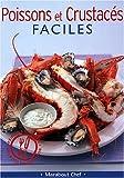Poissons et crustacés faciles