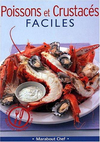 Poissons et crustacés faciles par Collectif