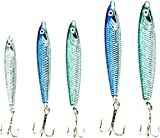 Dennett Pilchard Kit Set of Assorted Lures - Assorted Colours
