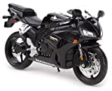 #7: Maisto Bike Honda Cbr1000Rr Balance Bike For Kids - Black