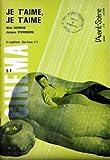 AVANT SCENE CINEMA (L') N° 91 du 01-04-1969 JE T'AIME - JE T'AIME - ALAIN RESNAIS ET JACQUES STERNBERG